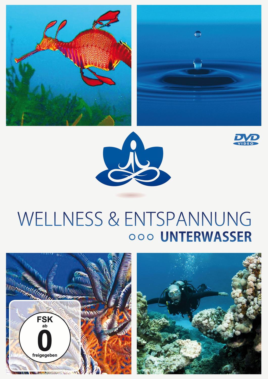 Wellness & Entspannung: Unterwasser