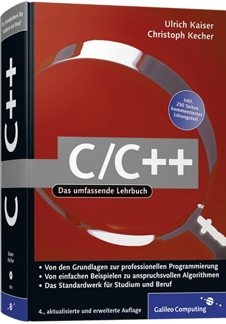 C/C++: Von den Grundlagen zur professionellen P...