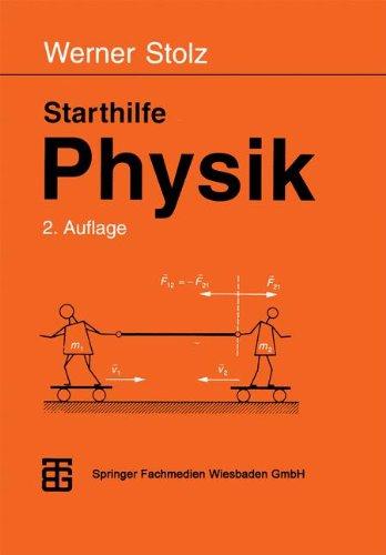 Starthilfe Physik - Werner Stolz