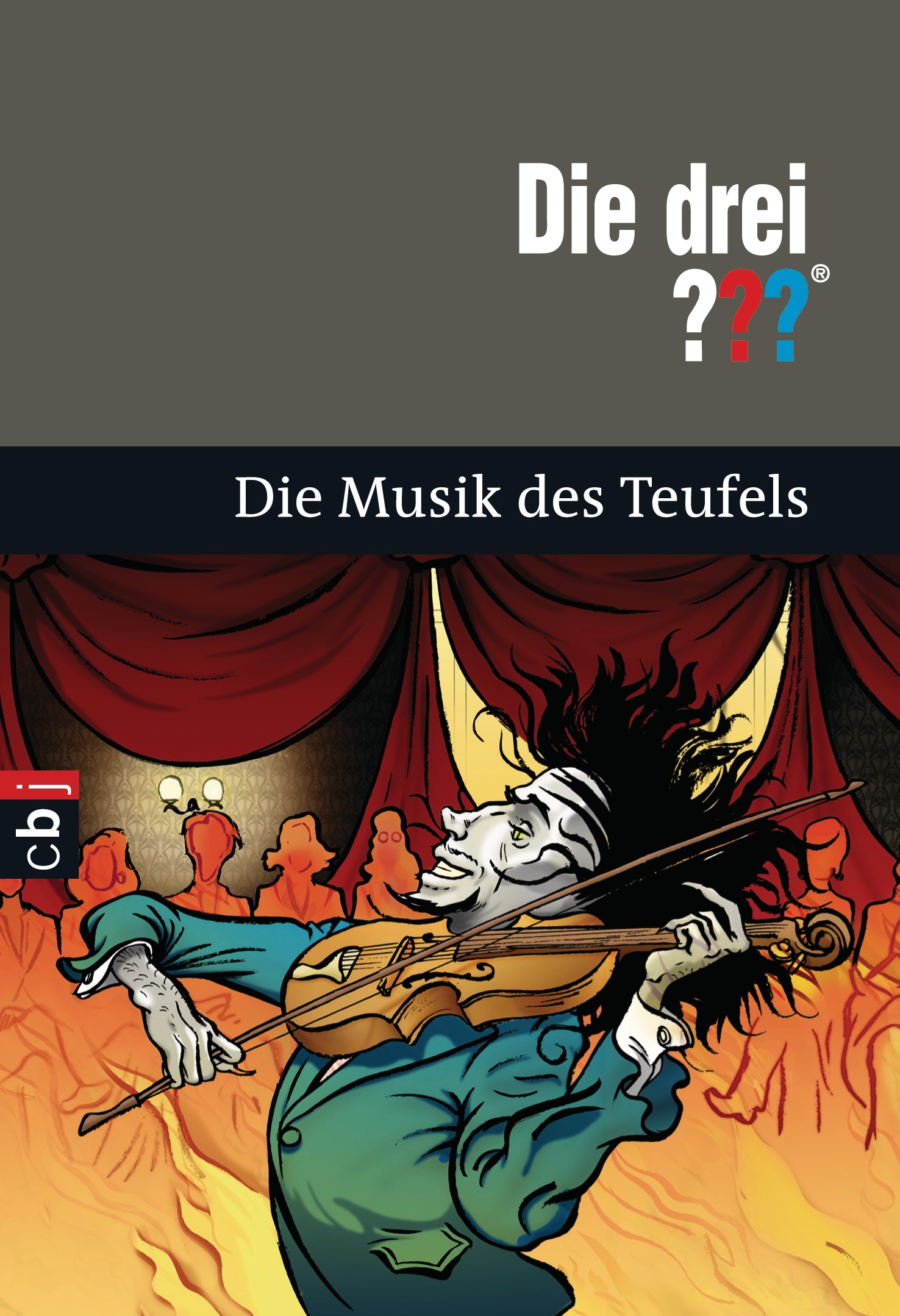 Die ??? - Musik des Teufels: Erzählt von André ...