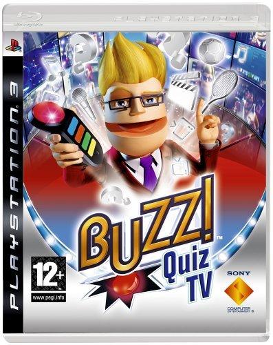 Buzz! Quiz TV [Software only, Internationale Ve...