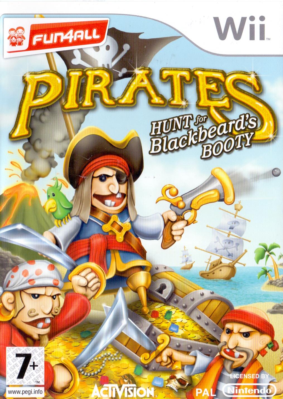 Pirates: Hunt for Black Beard´s Booty [Internat...
