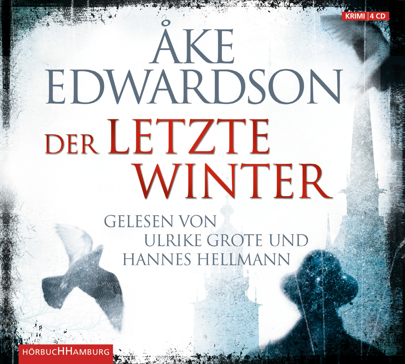 Der letzte Winter - Åke Edwardson