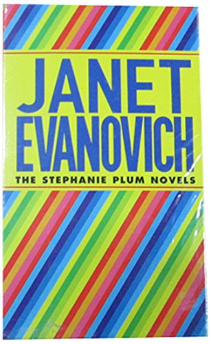 Plum Boxed Set 3 (7, 8, 9): Contains Seven Up, Hard Eight and To the Nines - Janet Evanovich