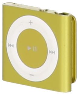Vorschaubild von Apple iPod shuffle 4G 2GB grün