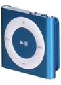 Apple iPod shuffle 4G 2GB blau