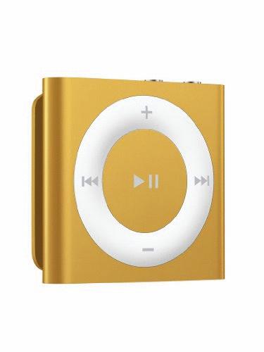 Apple iPod shuffle 4G 2GB orange
