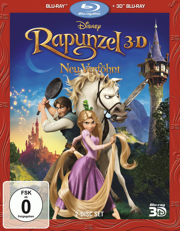 Rapunzel neu verföhnt [3D / 2D Version]