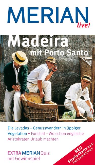 Merian live! Madeira: Die Levadas - Genusswande...