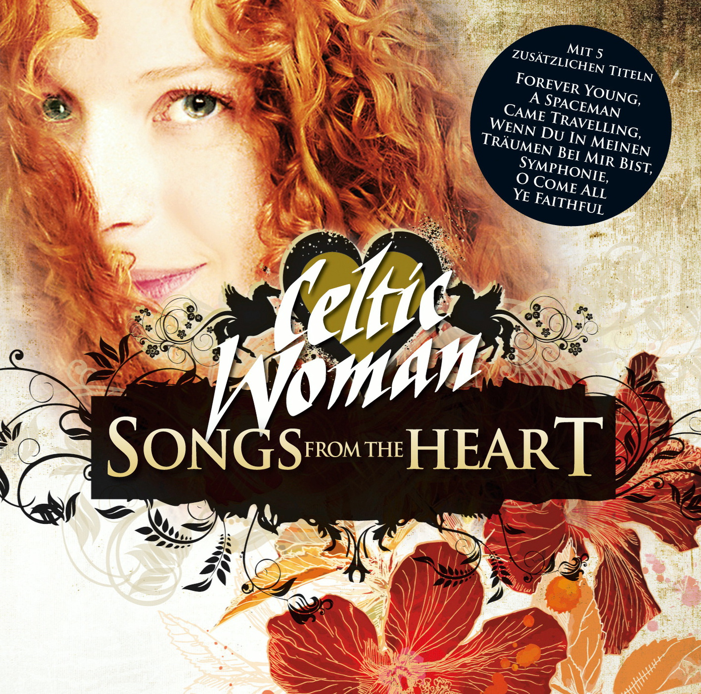 Celtic Woman - Songs from the Heart (inkl. Bonustiteln)