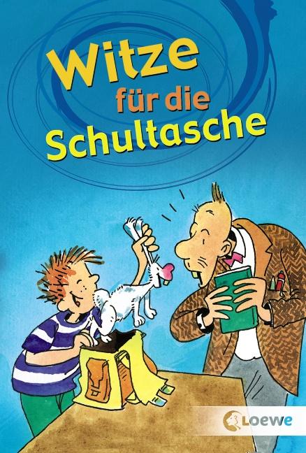 Witze für die Schultasche - Andreas Hoffmann