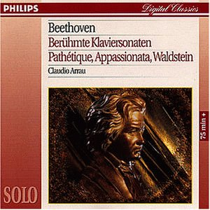 Claudio Arrau - Solo - Beethoven