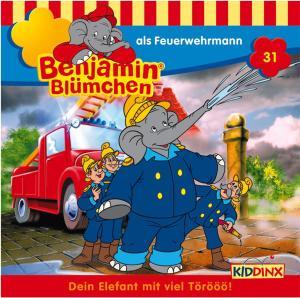 Benjamin Blümchen - Benjamin Blümchen 031 als Feuerwehrmann