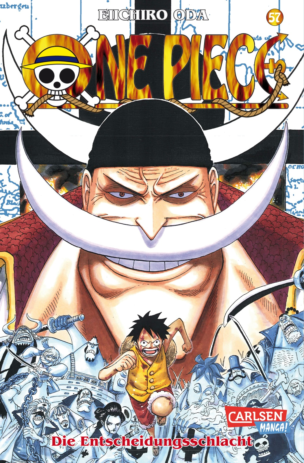One Piece, Band 57 - Eiichiro Oda