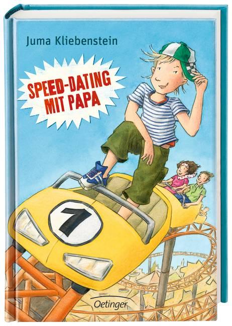 Speed-Dating mit Papa - Juma Kliebenstein