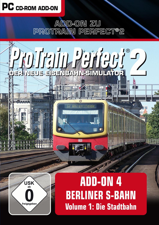 ProTrain Perfect 2: Berliner Ringbahn Vol. 1 [A...