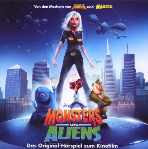 Monsters Vs.Aliens - Das Original-Hörspiel Zum ...