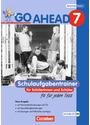 Go Ahead. Ausgabe für sechsstufige Realschulen in Bayern: Go Ahead 7. Jahrgangsstufe. Schulaufgaben- und Prüfungstrainer - Karin Lechner
