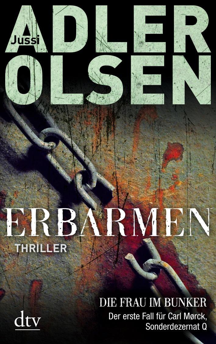 Erbarmen - Jussi Adler-Olsen [Taschenbuch]