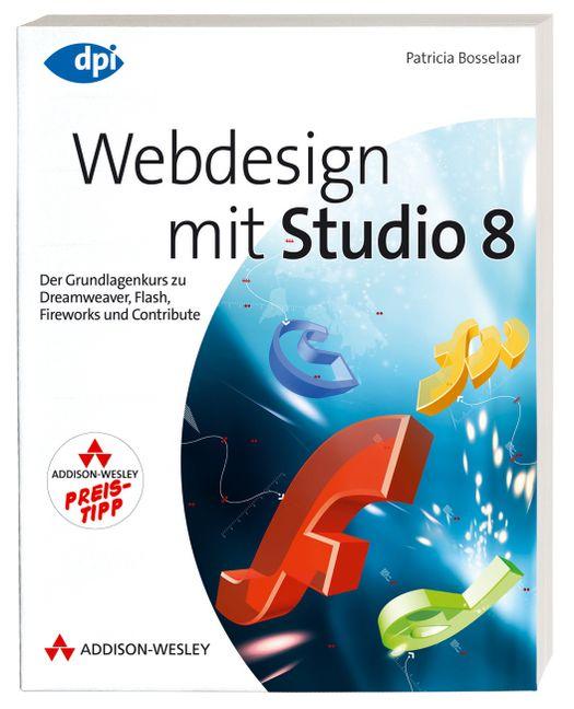 Webdesign mit Studio 8 - Patricia Bosselaar