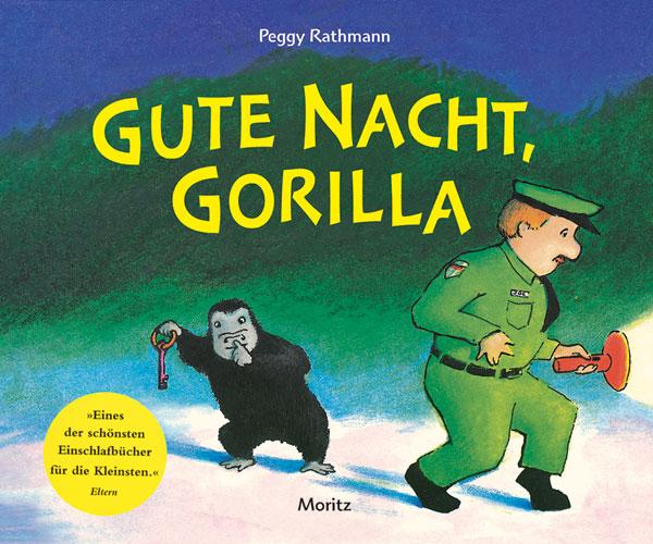 Gute Nacht, Gorilla! - Peggy Rathmann