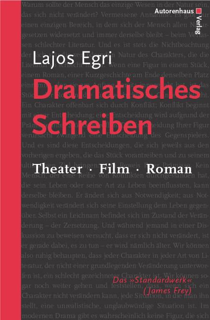 Dramatisches Schreiben. Theater - Film - Roman ...
