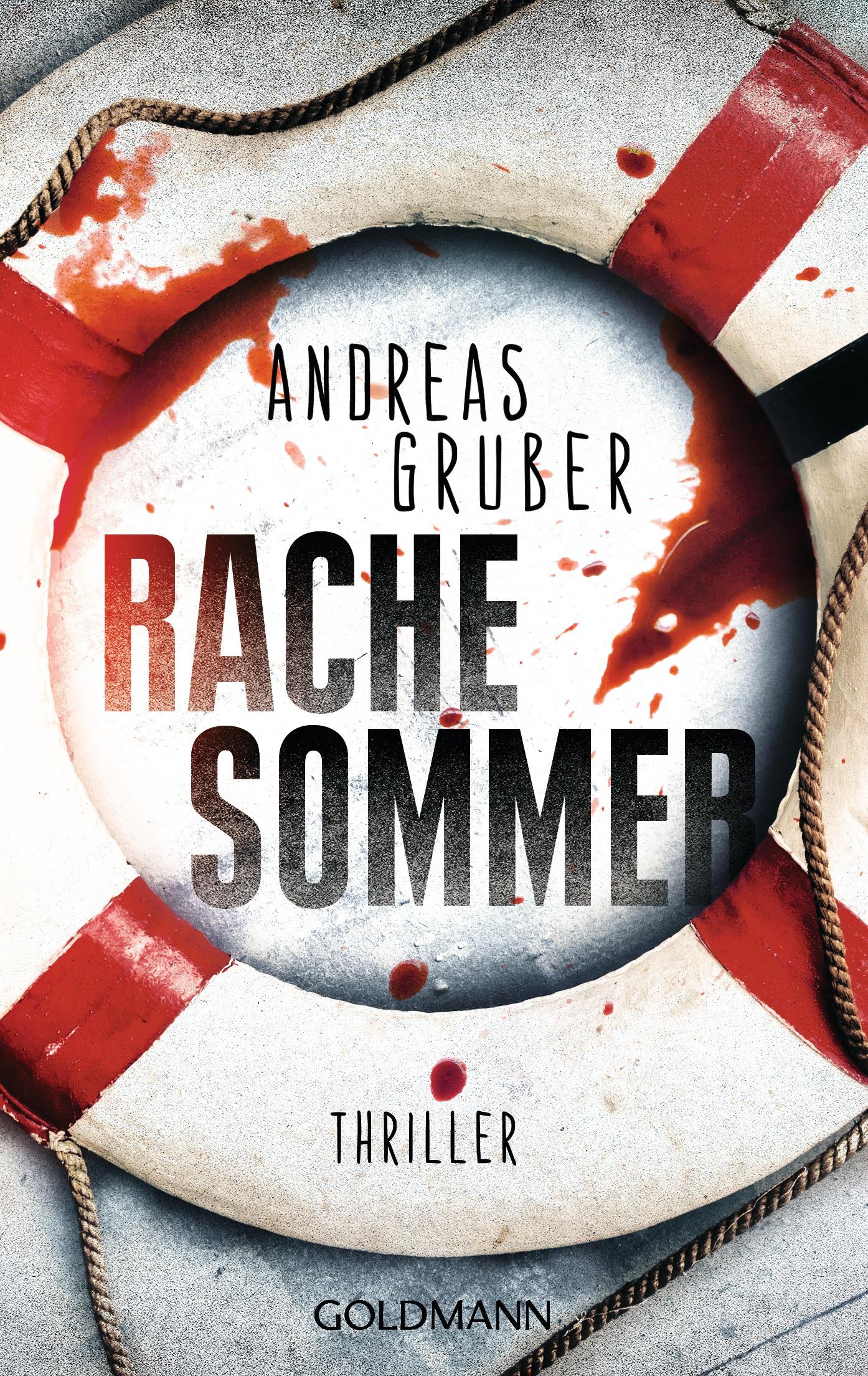 Rachesommer - Andreas Gruber [Taschenbuch]