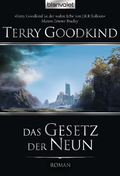 Das Gesetz der Neun - Terry Goodkind [Taschenbuch]