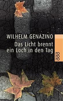 Das Licht brennt ein Loch in den Tag - Wilhelm Genazino