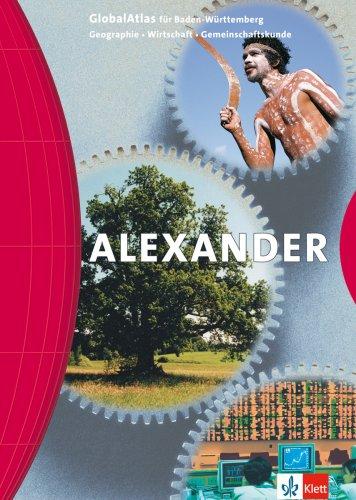 Alexander GlobalAtlas. Baden-Württemberg: Geogr...