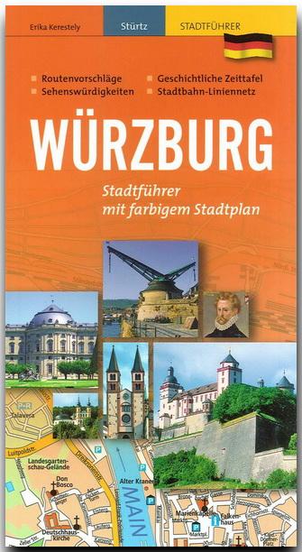 Würzburg Stadtführer: Routenvorschläge. Sehensw...