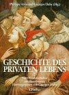 Geschichte des privaten Lebens, 5 Bde., Bd.2, V...