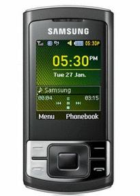 Samsung C3050 midnight black