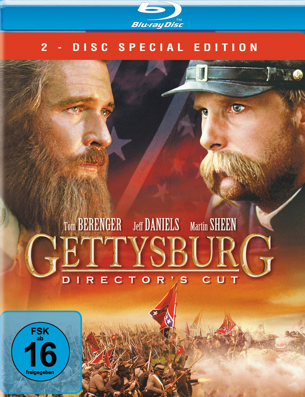 Gettysburg [Extended Edition]