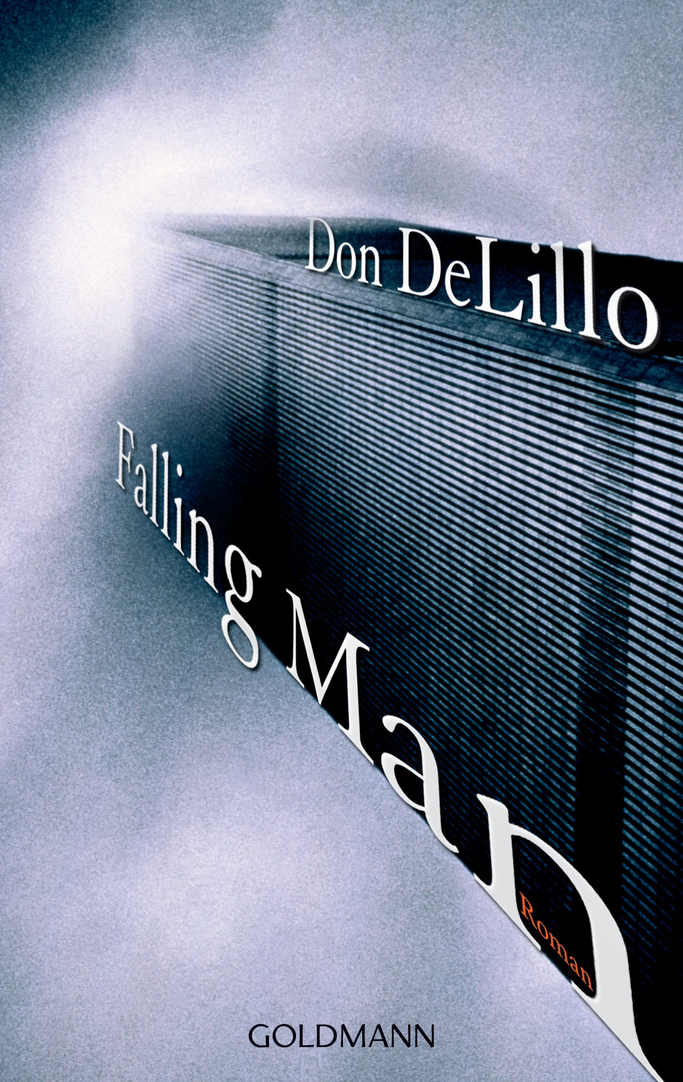 Falling Man: Roman - Don DeLillo