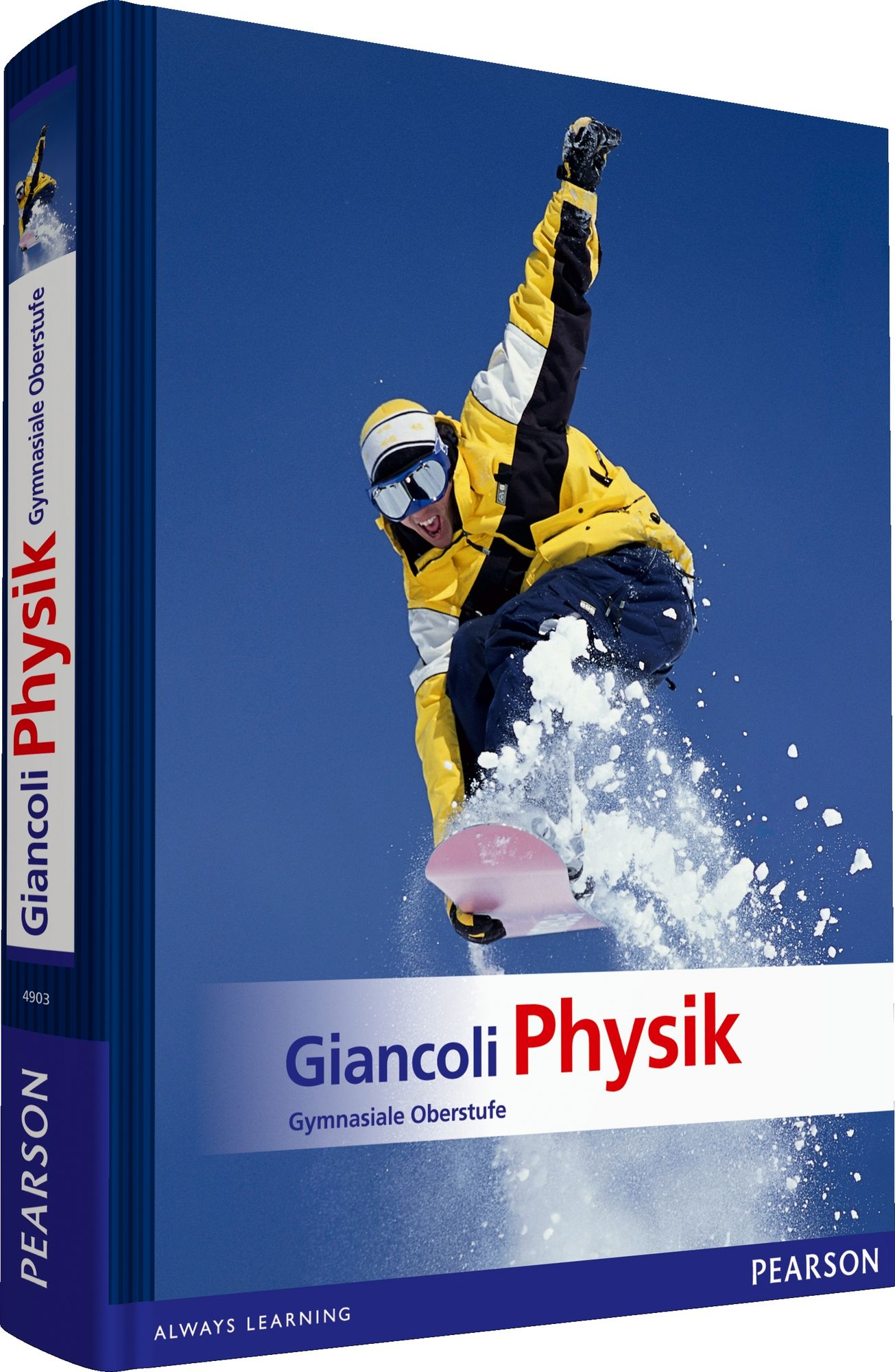 Physik: Gymnasiale Oberstufe - Douglas C. Giancoli