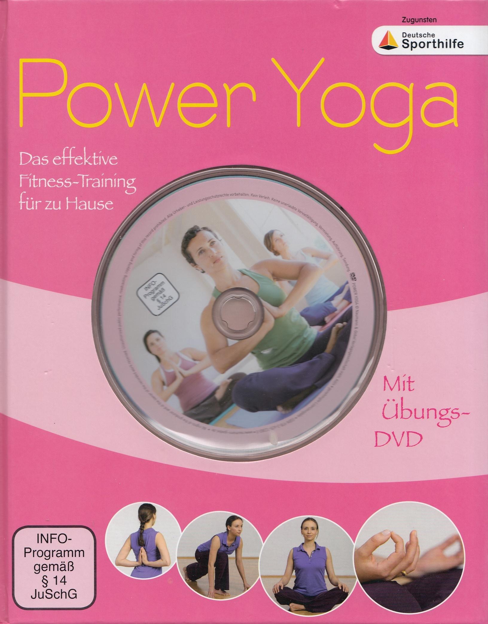 Power-Yoga: Das effektive Fitness-Training für ...