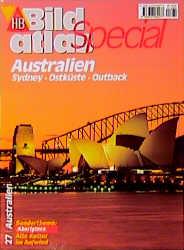 HB Bildatlas Special, H.27, Australien, Sydney,...