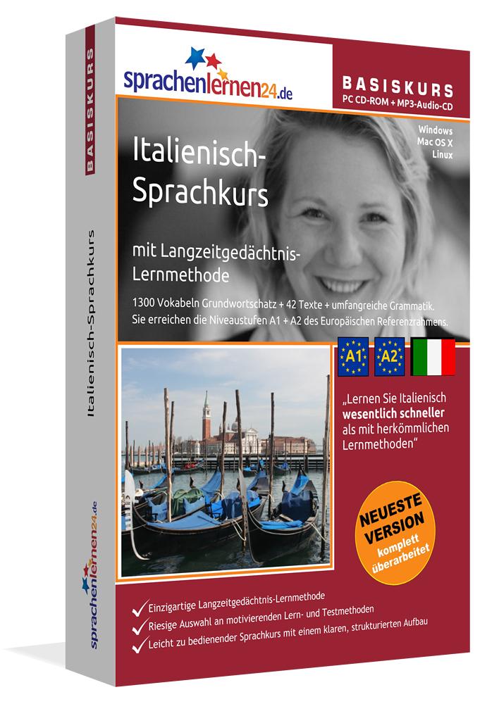 Sprachenlernen24.de Italienisch-Basis-Sprachkur...