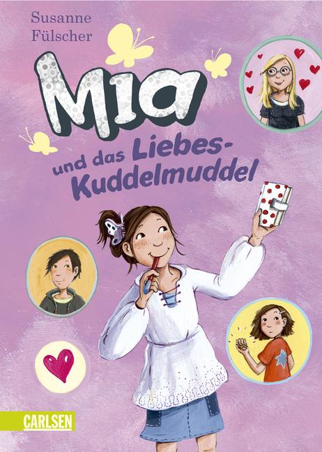 Mia, Band 4: Mia und das Liebeskuddelmuddel - S...