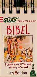 Taschenquiz für helle Kids, Bibel - Kathi Kappler