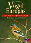 Vögel Europas. Beobachten und Bestimmen - John ...