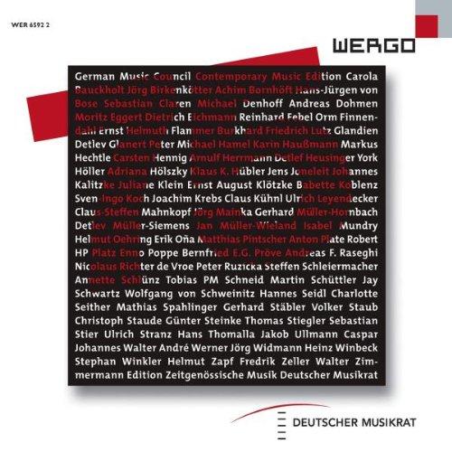 Ensemble Integrale - Sampler Edition Zeitgen.Mu...