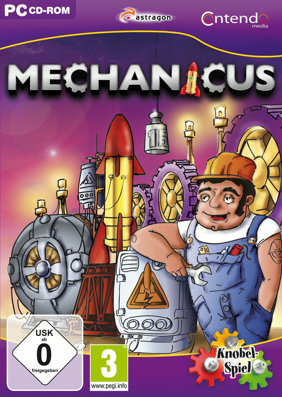 Mechanicus - Das Physik-Knobel-Spiel