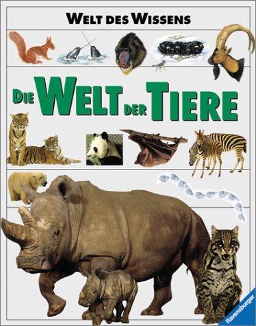 Welt des Wissens, Die Welt der Tiere