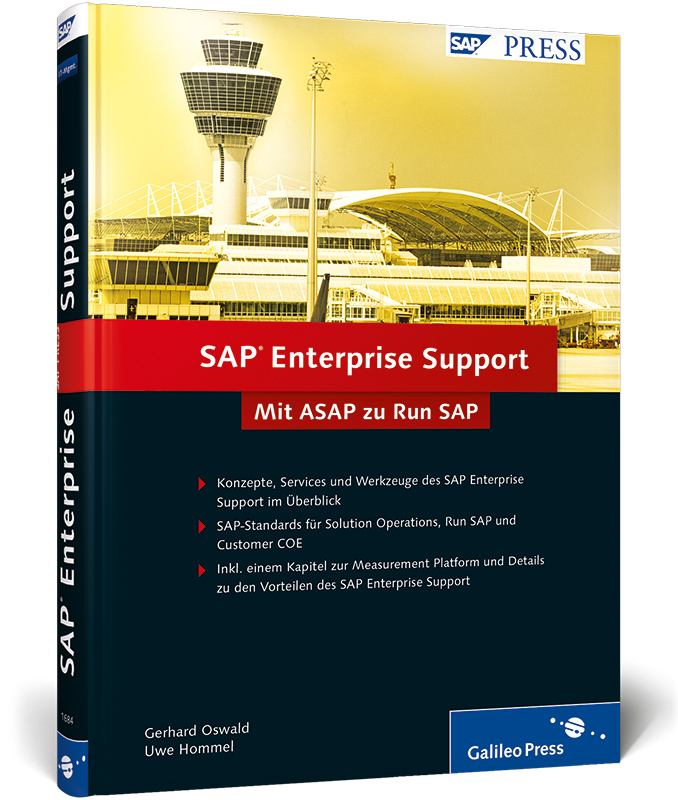 SAP Enterprise Support: Mit ASAP zu Run SAP (SA...