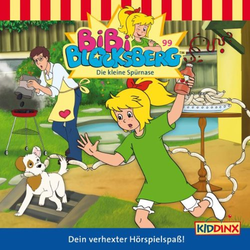 Bibi Blocksberg - Folge 99: die Kleine Spürnase