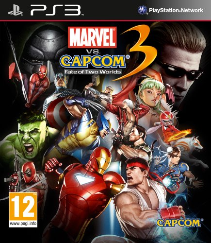 Marvel vs Capcom 3: Fate of Two Worlds [Interna...