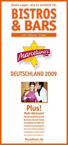 Bistro & Bars Deutschland 2009 - Marcellino´s