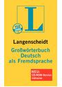 Langenscheidt Großwörterbuch Deutsch als Fremdsprache - Dieter Götz [Buch mit CD-ROM]